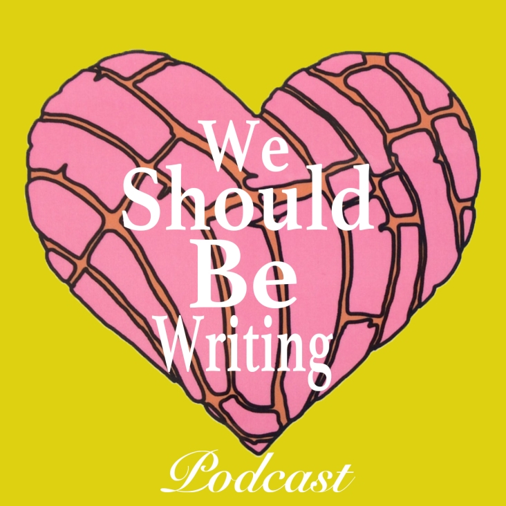 New podcast artwork! Artist: Marissa Harrison